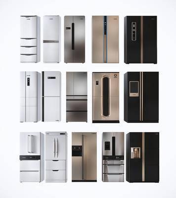 �F代冰箱
