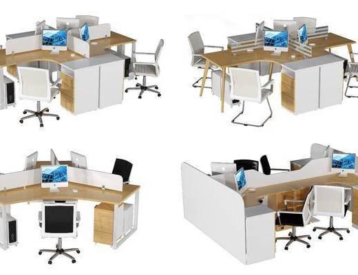 办公桌, 办公桌椅