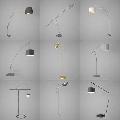 落地灯, 灯饰, 灯具