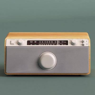 复古收音机, 现代
