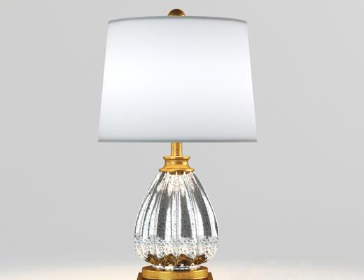现代简约, 台灯, 现代台灯