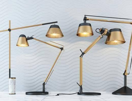 落地灯, 灯具, 灯饰, 灯具组合