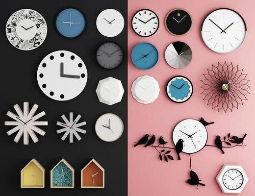 表, 墙饰, 挂表, 钟表