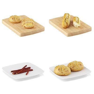 食物, 面包, 现代食物, 现代, 双十一