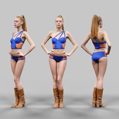 女人, 人偶, 女人模型, 现代女人, 现代女性, 现代