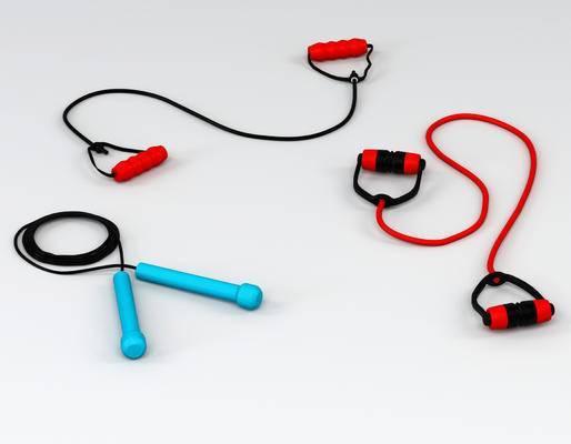 现代, 拉力绳, 体育器材, 健身器材