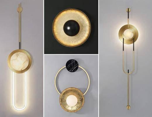 壁燈, 燈具, 燈飾