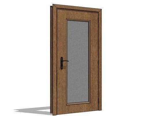门, 推拉门, 房门