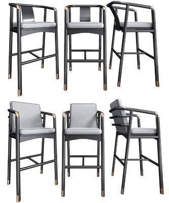 吧椅, 单椅, 椅子