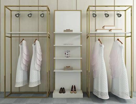 ?#24405;? 婚纱礼服, 置物架, 服饰, 现代