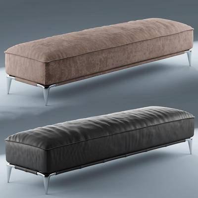 現代, 沙發凳, 單體