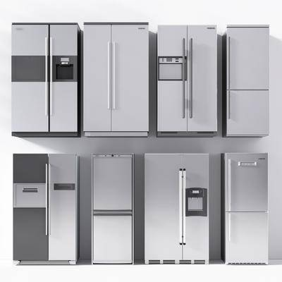 冰箱, 现代, 双开门冰箱