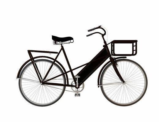 单车, 中式