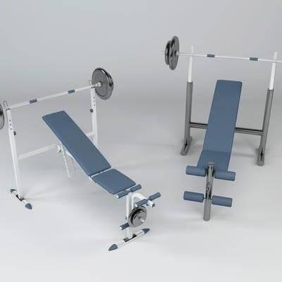 现代, 杠铃, 体育器材, 健身器材, 健身设备, 体育设备