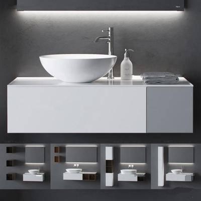 洗手盆, 卫浴, 卫浴组合