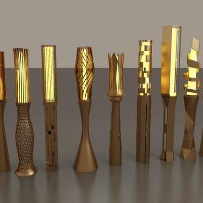 灯具, 装饰灯, 现代
