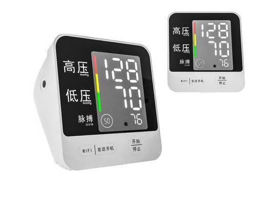 现代电子血压计, 血压监测器