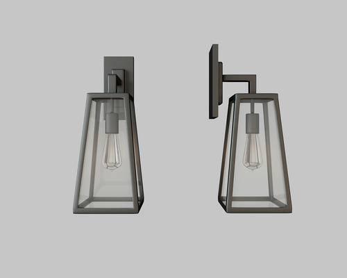 壁灯, 灯具