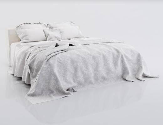 双人床, 单人床, 北欧