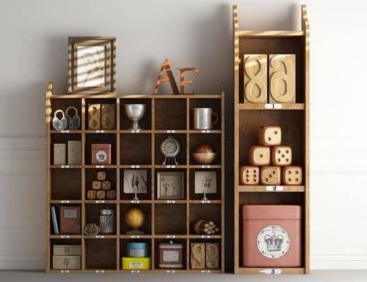 展示架, 装饰柜, 装饰架, 摆件, 装饰品, 陈设品, 北欧