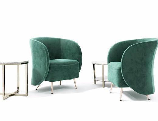 现代休闲椅, 沙发椅