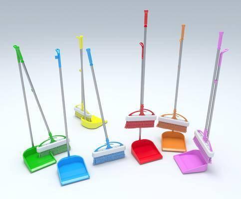 扫把, 现代