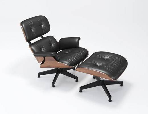 躺椅, 休闲椅, 办公椅, 单人椅, 凳子, 现代