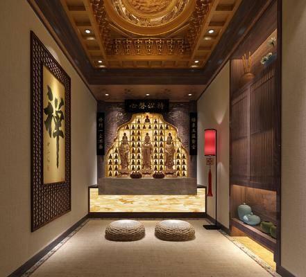 茶室, 中式茶室