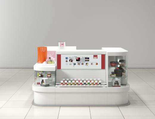 貨架, 置物柜, 展示柜, 現代化妝品貨架