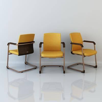会议室椅子, 办公椅, 单椅, 休闲椅