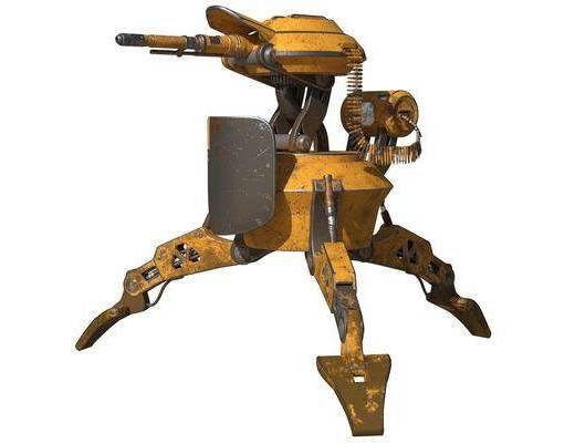 后现代, 机器人, 单体