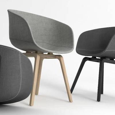 单椅, 餐椅, 现代