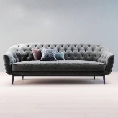 现代, 沙发