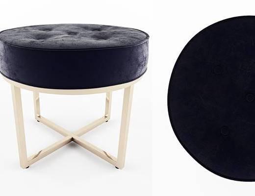 沙發凳, 沙發椅, 單椅