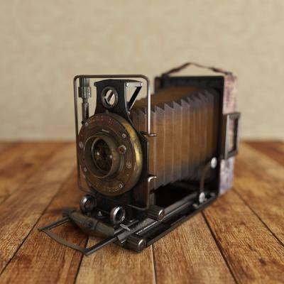 摄像机, 机器