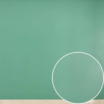 半哑光乳胶漆, 石膏, 绿色