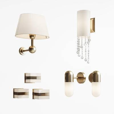灯具, 壁灯, 后现代
