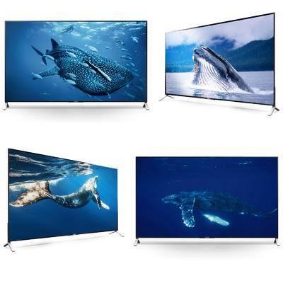 电视机, 索尼, 家用电器, 电视, 电器