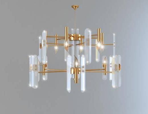 吊灯, 灯具, 灯饰, 灯具组合