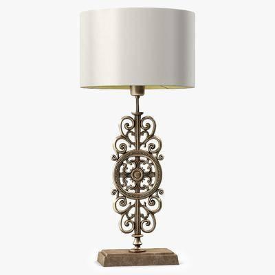 台灯, 金属, 现代