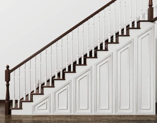 楼梯, 扶手