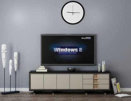 電視柜, 擺件組合, 柜體組合