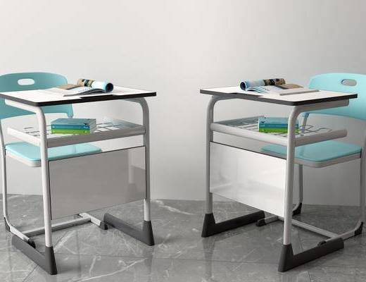 课桌, 书桌, 桌椅组合, 写字台