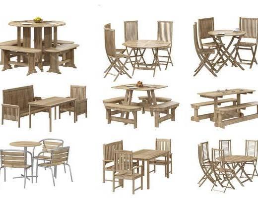 户外椅子, 椅子, 休闲椅, 中式椅子