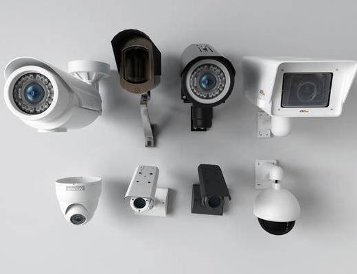 公共设施, 监控, 摄像头