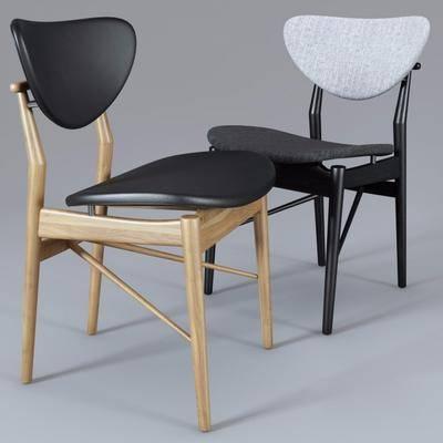 現代休閑椅, 單椅, 現代