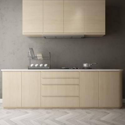现代橱柜, 厨具