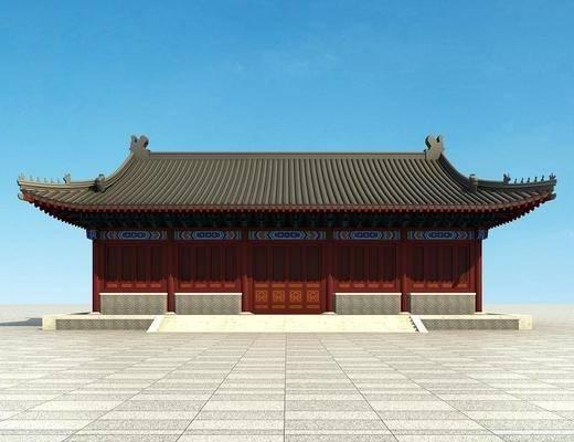 古建, 中式古建