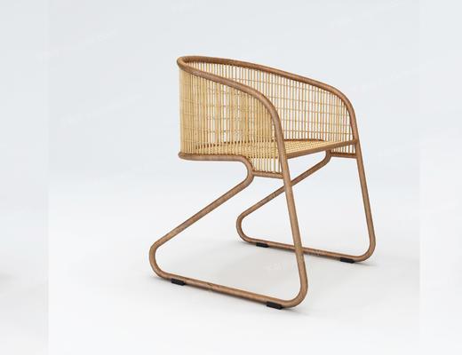 休闲椅, 单椅, 椅子, 现代, 现代椅子