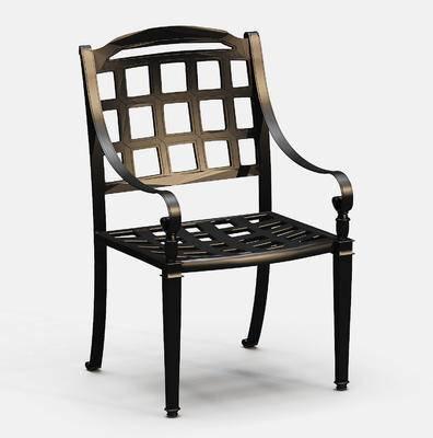 现代, 户外, 单椅, 椅子